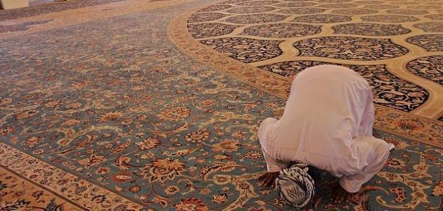 صورة جديد كيف تصلي تحية المسجد