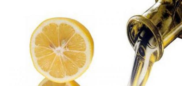 صورة جديد فوائد زيت الزيتون والليمون للوجه