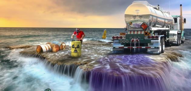 صورة جديد أسباب تلوث البحار
