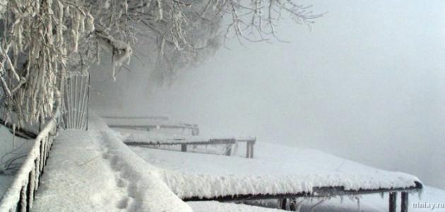 صورة جديد أهم خصائص فصل الشتاء