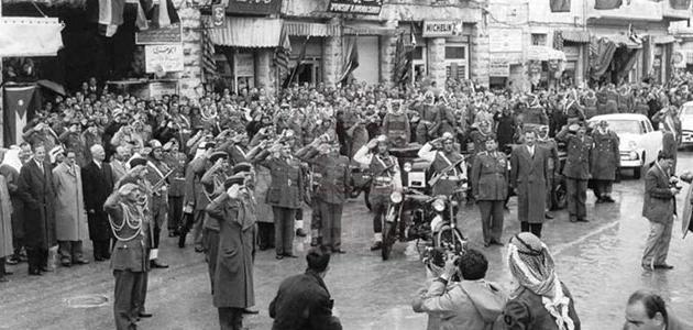 صورة جديد تاريخ تعريب الجيش
