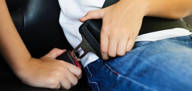 صورة جديد أهمية ربط حزام الأمان