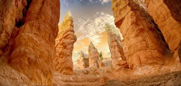 صورة جديد معلومات عن أنواع الصخور