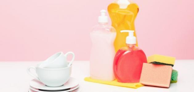صورة جديد طريقة عمل صابون سائل للأطباق