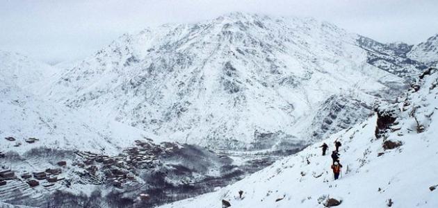 صورة جديد أين يوجد جبل توبقال
