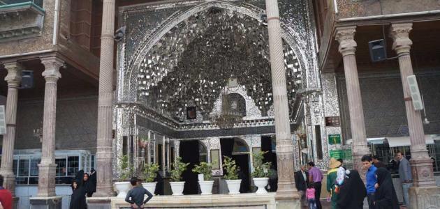 صورة جديد مدينة الري في إيران