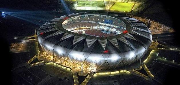 صورة جديد مدينة الملك عبد الله الرياضية في جدة