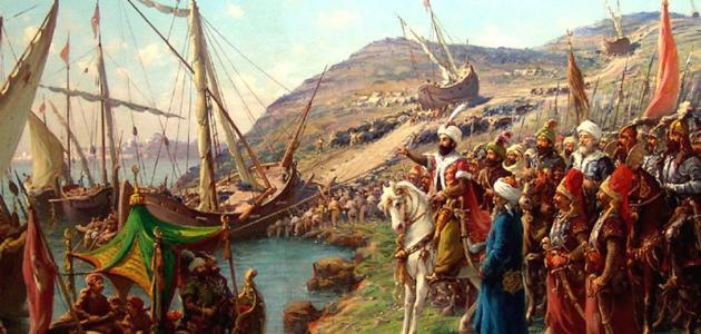 صورة جديد قيام الدولة العثمانية وأبرز سلاطينها