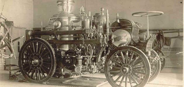 صورة جديد من اخترع المحرك البخاري