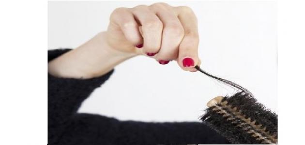 صورة جديد أهم أسباب تساقط الشعر