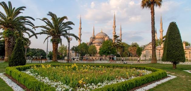 صورة جديد أجمل الحدائق في إسطنبول
