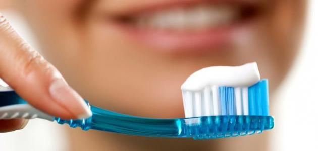 صورة جديد صناعة معجون الأسنان في المنزل