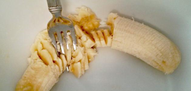 صورة جديد خلطة الموز للشعر