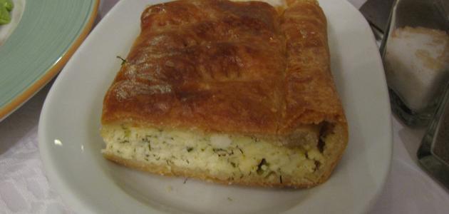 صورة جديد طريقة عمل فطائر الجبنة