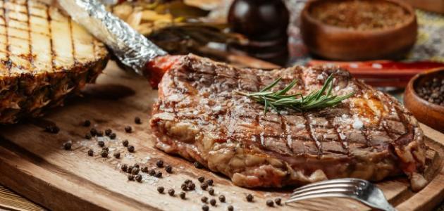 صورة جديد فوائد لحم الماعز