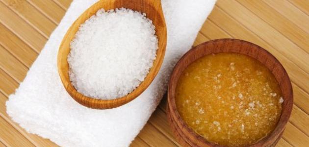 صورة جديد فوائد السكر والملح للبشرة