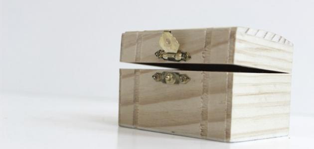 صورة جديد طريقة عمل صندوق من الخشب