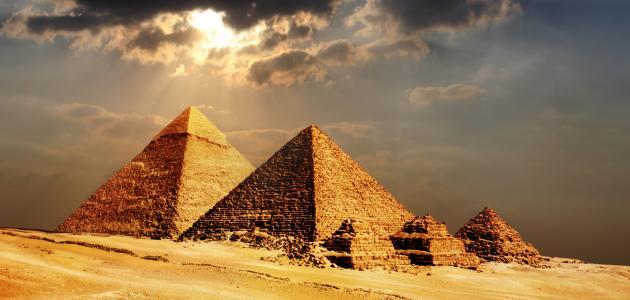 صورة جديد ترتيب محافظات مصر من حيث المساحة
