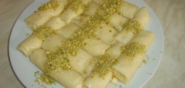 صورة جديد عمل حلاوة الجبن السورية