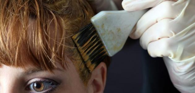 صورة جديد طرق تلوين الشعر دون صبغة