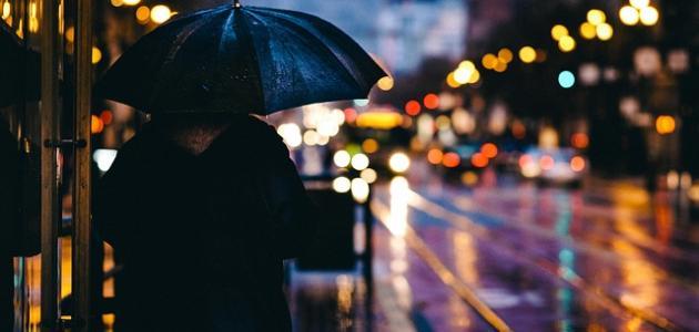 صورة جديد أجمل ما قيل في نزول المطر