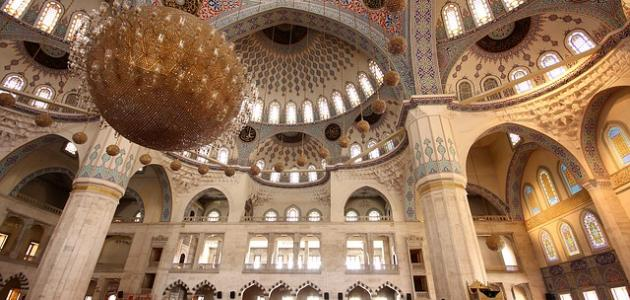 صورة جديد خصائص العمارة الإسلامية