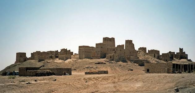 صورة جديد أين يقع قصر الملكة بلقيس