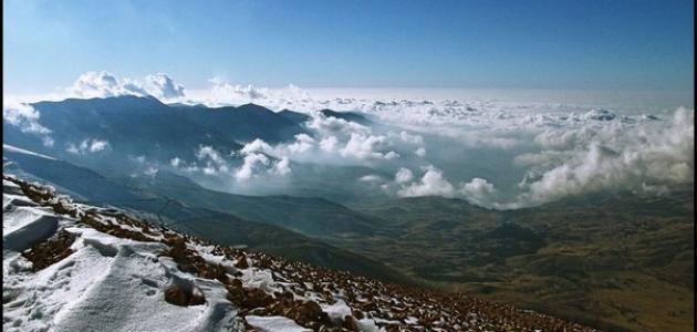 صورة جديد سلسلة جبال لبنان الشرقية