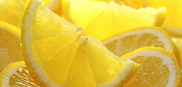 صورة جديد فوائد الليمون للوجه الدهني