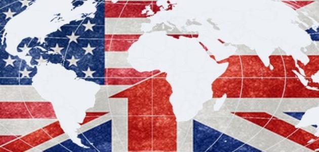 صورة جديد الدول التي تتكلم الإنجليزية