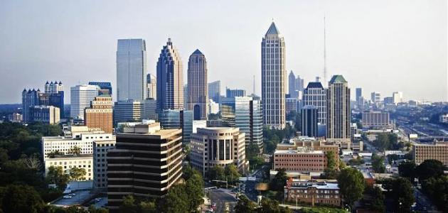 صورة جديد مدينة أتلانتا في ولاية جورجيا