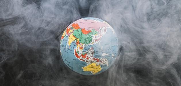 صورة جديد آثار ظاهرة الاحتباس الحراري