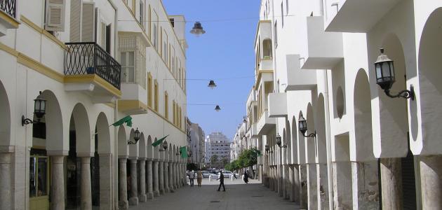 صورة جديد أكبر ثاني مدن ليبيا