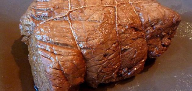 صورة جديد طريقة طبخ اللحم المسلوق