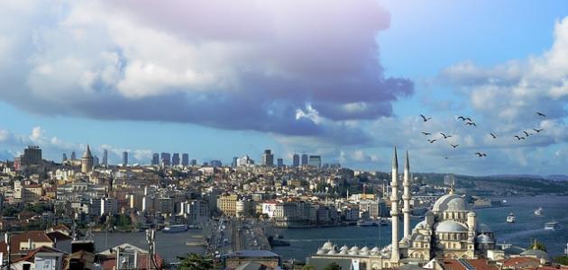 صورة جديد أشهر مدن تركيا