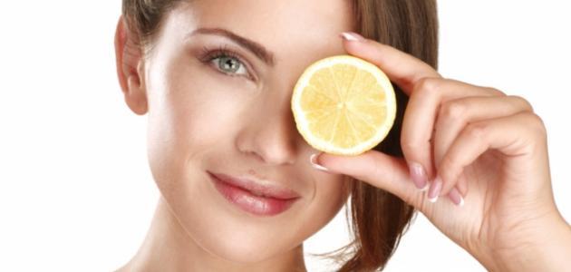 صورة جديد فوائد السكر والليمون للبشرة