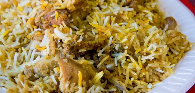 صورة جديد طبق الأرز بالدجاج في الفرن