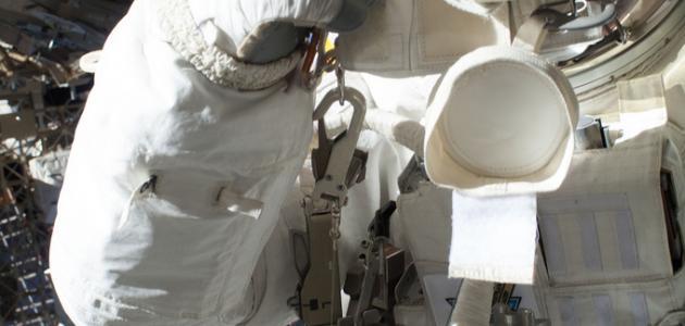 صورة جديد كيف يعيش رواد الفضاء
