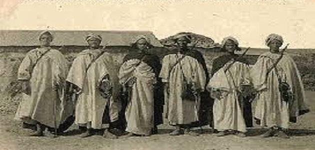 صورة جديد سكان المغرب الأولون