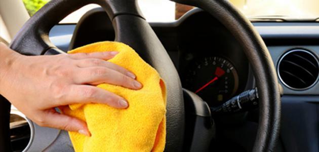 صورة جديد كيف تنظف سيارتك