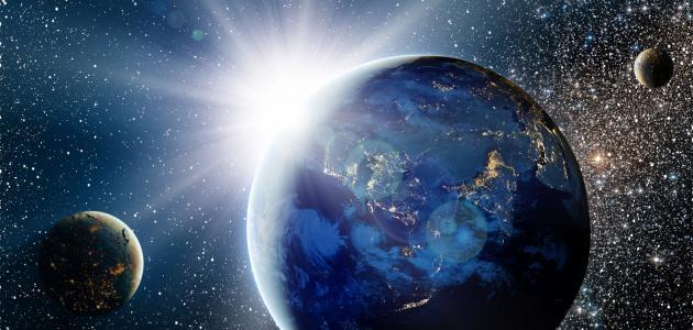 صورة جديد كوكب يشبه الارض