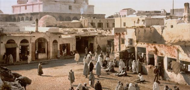 صورة جديد مدينة تاريخية عربية