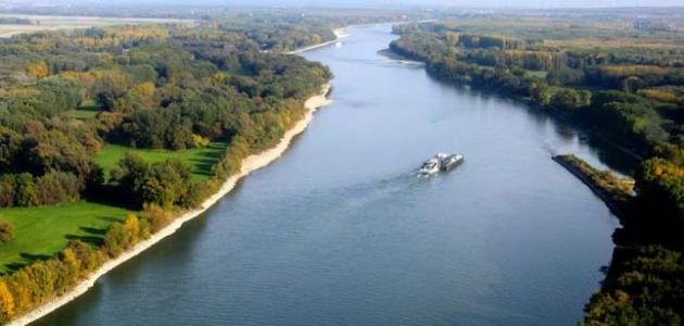 صورة جديد أين يصب نهر الدانوب