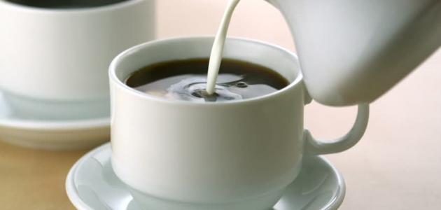 صورة جديد طريقة عمل قهوة بالحليب