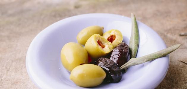 صورة جديد كيفية صنع مخلل الزيتون