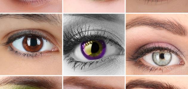 صورة جديد اعرف شخصيتك من لون عينيك
