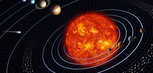 صورة جديد كم تبعد الشمس عن الأرض