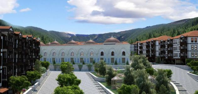 صورة جديد مدينة صبنجة في تركيا