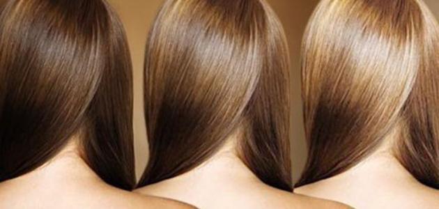 صورة جديد طريقة تفتيح الشعر قبل الصبغة