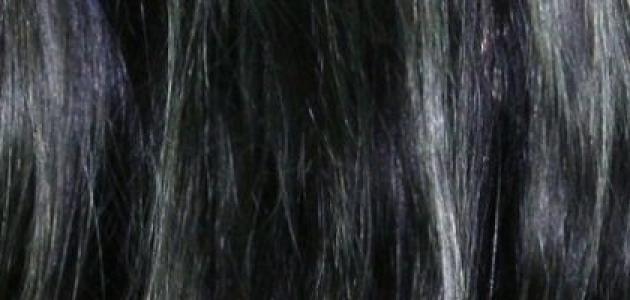 صورة جديد طريقة تفتيح لون الشعر الأسود